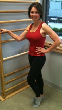 Time to reach goal: 6 months  Lesson: You can be (uber) foxy at fifty+!
