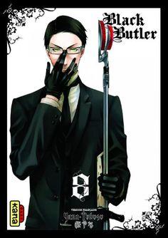 Black Butler, Vol. 8.  Manga
