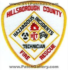 HILLSBOROUGH-COUNTY-FIRE-RESCUE-DEPARTMENT-HAZARDOUS-INCIDENTS-PATCH-FLORIDA