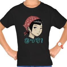 Yes Sir! Anime Pirate Girl Tees