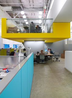 JWT Headquarters / Clive Wilkinson Architects (6)