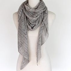 Thank you all for your interest, the test is now full. I have just posted a test call for Alinda Wrap - a large, lace weight shawl, Light as a cloud. The test is on Ravelry, link via my profile. My sample is knit from gorgeous @amelia_put #papiputyarn silky lace. This is already in high rotation in my wardrobe! #ambahobrien #knitting
