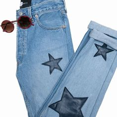 #denim dreaming with #aninebingEverybody is a Star