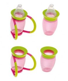 www.brothermax.com Four stages from bottle to cup. Easy-hold handle. Soft silicone teat for easy bottle transition. Easy handles for small hands. Learn to drink from a cup with the easy sipper ring.