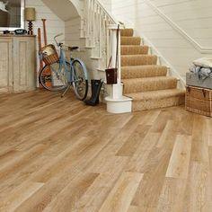KP94 Pale Limed Oak Hallway Flooring - Knight Tile