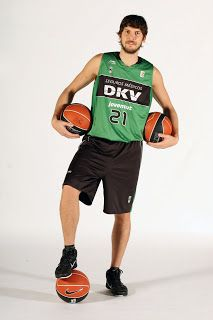 Dimitri Flis #Joventut #ACB