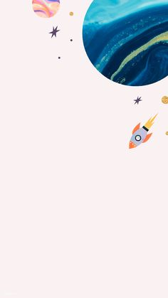 powerpoint Colorful galaxy watercolor doodle with a rocket on pastel background mobile phone wallpaper vector Space Watercolor, Watercolor Galaxy, Watercolor Trees, Watercolor Animals, Abstract Watercolor, Watercolor Illustration, Simple Watercolor, Tattoo Watercolor, Watercolor Landscape