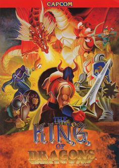The King Of Dragons, found on Capcom Classics Collection 2 on PS2