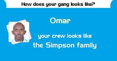 How does your gang looks like?