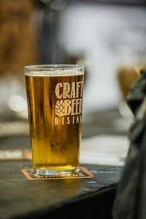 Less than a week to go!  London Pop-ups: Craft Beer Rising 2014 at the Old Truman Brewery off Brick Lane