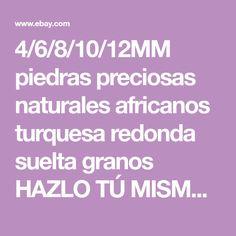 """Piedras Preciosas Rojo Aventurina Natural redonda suelta granos 4 mm 6 mm 8 mm 10 mm 12 mm 15.5/"""""""
