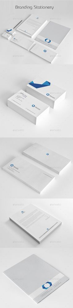 Buy Branding Stationery by azadcsstune on GraphicRiver. File Includes Letterhead and Letter size Business Card Envelope Presentation Folder Editable Illustrator files (ai. App Design, Layout Design, Logo Design, Flat Design, Graphic Design, Stationery Printing, Stationery Design, Corporate Stationary, Corporate Identity