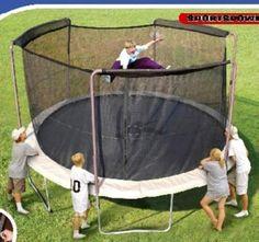 RECALL: Sportspower BouncePro 14' Trampolines