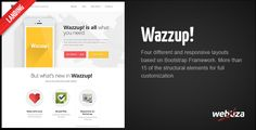 Discount Deals Wazzup – Bootstrap Responsive Landing Pagewe are given they also recommend where is the best to buy