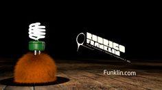 01 BULB FUNKLIN.COM by Rodrigo Franklin. Software: