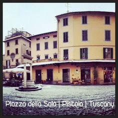 Piazza della Sala Pistoia | @giamma72