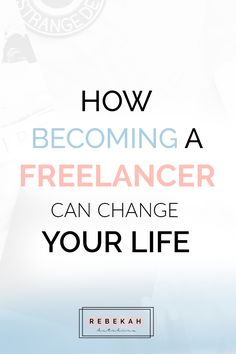 Want to make money online and work from home? Becoming a freelancer is one of the best ways to do just that! In this interview Gina from Horkey Handbook goes over tips, tools, and shares her advice for aspiring freelancers. Click through to see how you ca