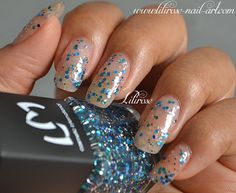 FEATURING - LM COSMETIC Lilirose Nail Art