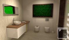 Brązowa łazienka, beżowa łazienka