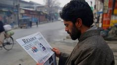 The Kashmir Reader resumes publication after a government ban of nearly three months.
