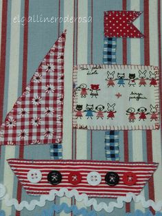 This would be cute for a boy's quilt.