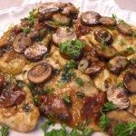 Chicken Marsala – A Traditional Italian Recipe and Favorite Comfort Food