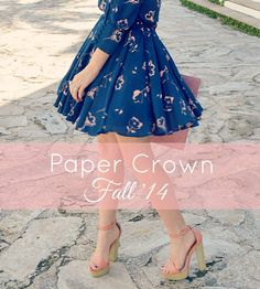 Style Guide: Crushing on Paper Crown