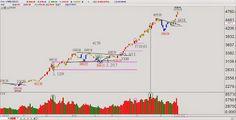 蔡森 ---- 隨勢而為 ---- 技術分析: 陸股重個股不重指數