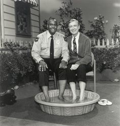 Won't You be My Neighbor? Reconciliation and Foot-Washing in 'Mister Rogers' Neighborhood'
