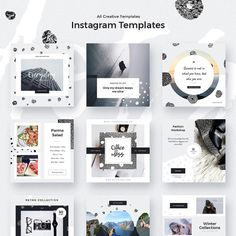 Dots - Instagram Stories Pack Premium PSD Theme