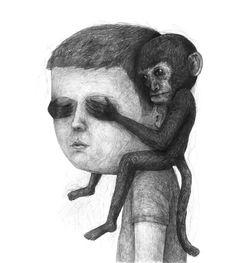 Surrealistic Drawings by Stefan Zsaitsits5