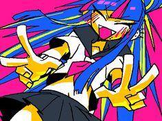 Pretty Art, Cute Art, Danganronpa Ibuki, Character Art, Character Design, Ibuki Mioda, Arte Cyberpunk, Danganronpa Characters, Cute Anime Pics
