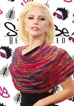 Free Pattern: Gaga Shroud