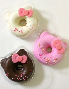 Kitty donuts