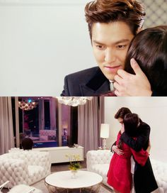 Kim Tan and Cha Eun Sang ♡ #Kdrama // The #HEIRS