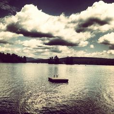 Brant Lake, NY #peace