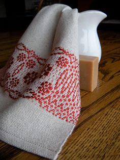 Linen Spa Cloth Handwoven