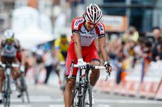 Gallery: Liege-Bastogne-Liege - Giampaolo Caruso nearly got there first. Photo: Tim De Waele | TDWsport.com