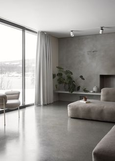 3 Cheap And Easy Ideas: Minimalist Interior Style White Walls modern minimalist bedroom basements.Cozy Minimalist Home Interior Design minimalist bedroom cozy colour.Minimalis House Minimalist Home Interior Design. Interior Design Living Room, Living Room Designs, Living Room Decor, Living Spaces, Grey Interior Design, Interior Design Magazine, Living Rooms, Living Room Flooring, Track Lights Living Room