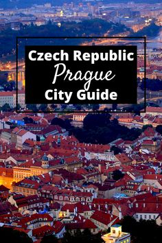 Ethical guide to Prague. A sustainable city guide to Prague, Czech Republic. Ways to visit a city like Prague but as a more responsible traveler.