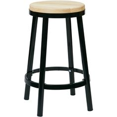 """Office Star Products Bristow 26"""" Counter Stool (315 ILS) ❤ liked on Polyvore featuring home, furniture, stools, barstools, backless bar stools, backless stools, backless counter height bar stools, office star and office star furniture"""