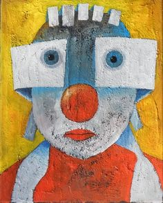 Rostres: formes i colors / Rostros: formas i colores / Faces: shapes and colors Mask Painting, Illustration, Masks, Faces, Artists, Colors, Children, Illustrations