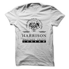 HARRISON Collection: Celtic Legend version T-Shirts, Hoodies. Get It Now ==> https://www.sunfrog.com/Names/HARRISON-Collection-Celtic-Legend-version-nbbkwclelz.html?id=41382