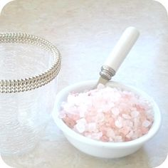 Salt Water Flush - Cleansing the intestinal tract with salt and water only. An easy and natural option.