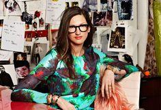 eyeglasses chic jenna lyons - Google Search