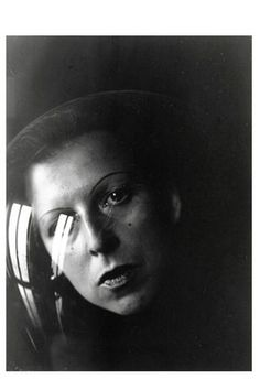 Claude Cahun's 1925 'Self-Portrait'
