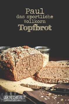 … oder … was ist gesund und will nur 10 Minuten Workout … warum Nutella da… … or … what is healthy and only wants 10 minutes of workout … why Nutella fit in there very well … and anyway … ready for the pots 😀 Ladies and Gdschent … Bread Bun, Easy Bread, Whole Grain Bread, Pampered Chef, Bread Baking, Cooking Bread, Banana Bread, Bakery, Food Porn
