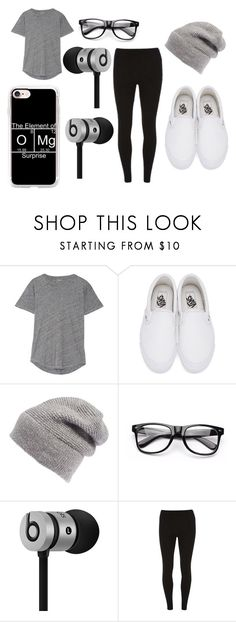 """""""Untitled #85"""" by fangirling0ver-lae ❤ liked on Polyvore featuring Madewell, Vans, Rebecca Minkoff, Beats by Dr. Dre, Dorothy Perkins and Casetify"""