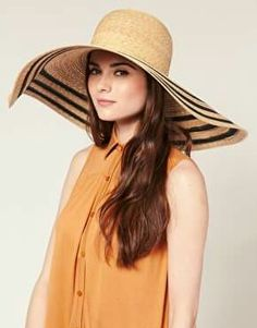 add09cf8 Derby Outfits, Floppy Hats, Hat Hairstyles, Derby Hats, Girl With Hat,