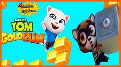 ✿ТОМ ЗА ЗОЛОТОМ #1 Неоновая Анжела мультик игра для детей про котят и ко...